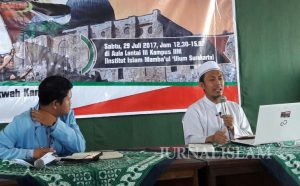 Ustadz Abu Fatiah: Iman yang Mengikat Muslim Indonesia dan Palestina