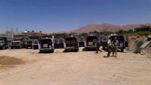 Perpindahan Ribuan Warga Sipil dan Pasukan JFS dari Perbatasan ke Idlib akan Digelar Hari Ini