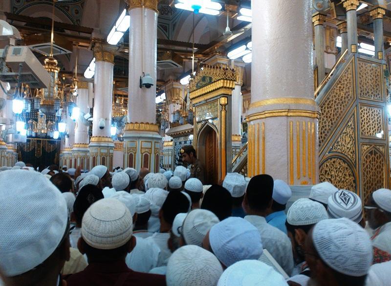 21 Ribu Jamaah Haji Indonesia Sudah Berada di Madinah