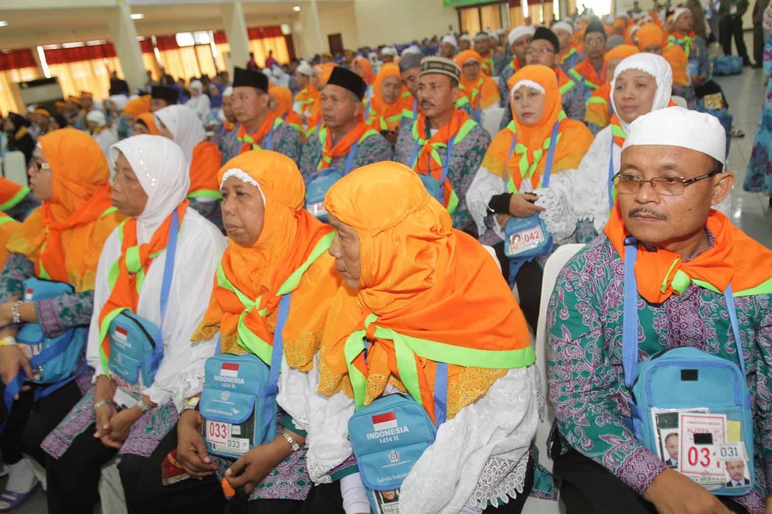 Keppres BPIH Terbit, Ini Biaya Haji Per Embarkasi