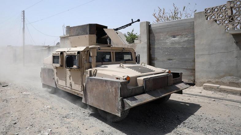 Milisi Lokal Dukungan Militer AS Kini Kuasai 50 Persen Kota Raqqa