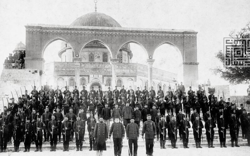Kisah Seorang Tentara Ottoman yang Setia Menjaga Masjid Al Aqsha Selama 57 Tahun