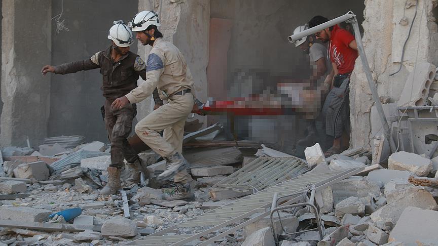 LSM: AS, Rusia dan PYD Bunuh 481 Warga Sipil Raqqa pada Bulan Juli