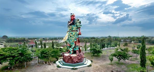 Ada Patung Jenderal Cina di Tuban, FAUIB : Bangun Patung Diponegoro di Beijing Berani?