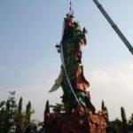 Generasi Muda Khonghucu Minta Patung Pahlawan Cina di Tuban Dibongkar
