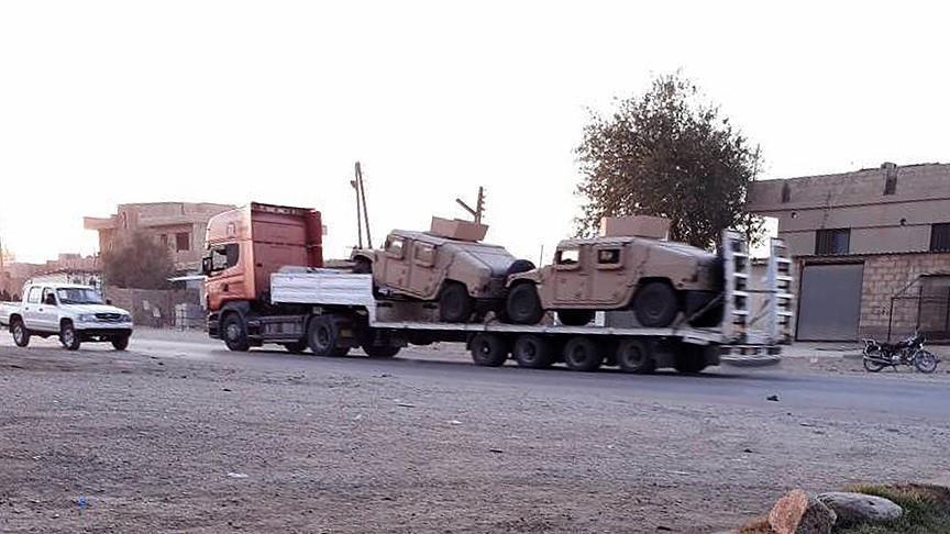 Amerika Serikat Tetap Beri Bantuan Militer kepada Kelompok Teror di Suriah