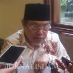 Innalillahi, Tokoh NU KH Tholchah Hasan Meninggal Dunia