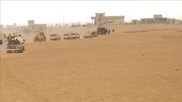 9 Milisi Syiah Irak Tewas dalam Serangan Pasukan IS di Perbatasan