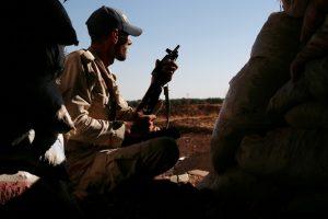 Syiah Hizbullah Libanon Kuasai Pos Perbatasan Setelah Ditinggal Pasukan Oposisi