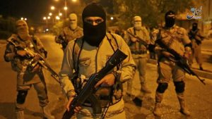 IS Klaim Bunuh 4 Polisi Mesir