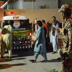 Kendaraan Militer Pakistan Diserang Kelompok Bersenjata,15 Tewas