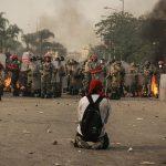 Memperingati 4 Tahun Kudeta Berdarah Militer Mesir pada Presiden Mursi