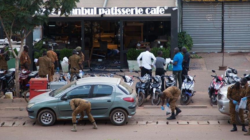 Sedikitnya 20 Tewas dalam Serangan di Restoran Azis Istanbul, Burkina Faso