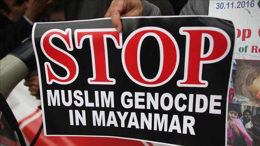 Pemerintah Myanmar Terlibat dalam Pembantaian Muslim Rohingya