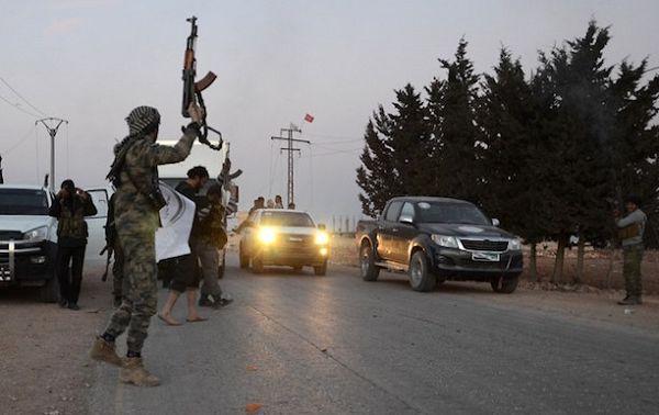 20 Pasukan Syiah Assad Tewas dalam Pertempuran di Timur Damaskus