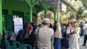 Gandeng Me-Dan dan ECR, JAS Jateng Gelar Aksi Bakti Sosial di Sukoharjo