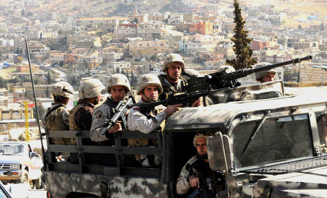 Ranjau Darat Hantam Kendaraan Militer Libanon, Tiga Tentara Tewas