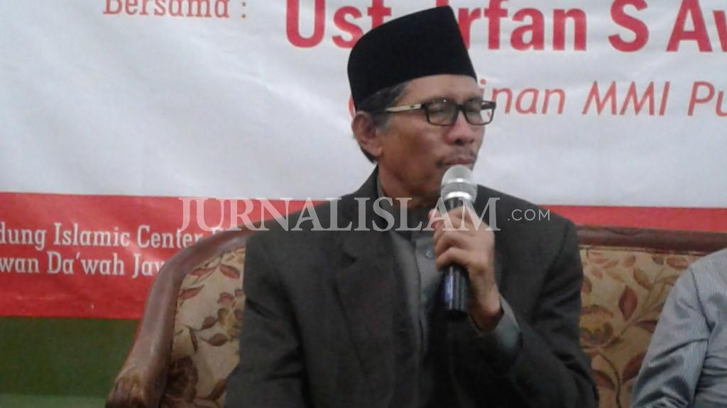 Majelis Mujahidin Tantang Debat Terbuka Abdul Aziz dan Promotornya di UIN Sunan Kalijaga