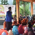 Mahasiswa IAIN Surakarta Gandeng LKG TPQ Soloraya Gelar Safari Dongeng di Lereng Merapi