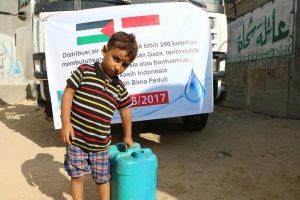 Muslimah Bima Peduli Kembali Salurkan Bantuan untuk Warga Palestina