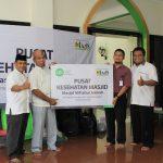 LAZIS PLN Pusmankon Resmikan Pusat Kesehatan Masjid di Gajahmungkur Semarang