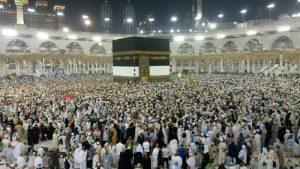 Haji dan Insiden Merah Putih Terbalik