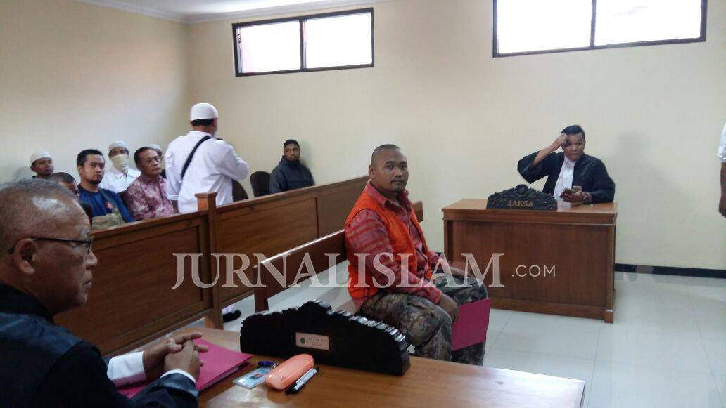 Kuasa Hukum Tak Hadir, PN Klaten Tunda Sidang Kasus Penistaan Agama