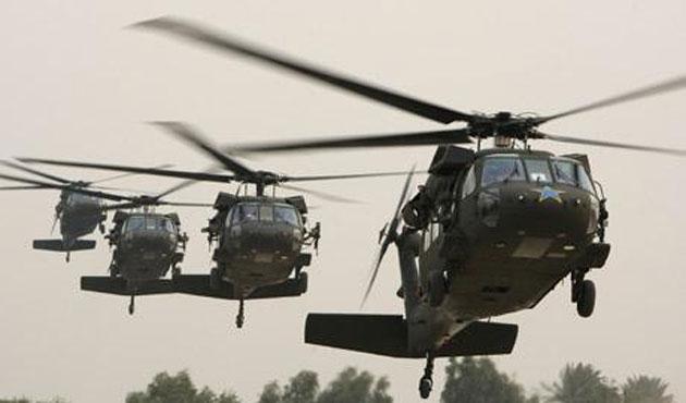 Black Hawk AS jatuh di Lepas Pantai Yaman
