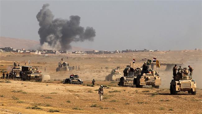 Militer Perancis Terlibat dalam Serangan ke Tal Avar, Ini Laporannya