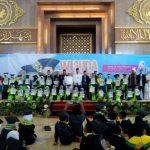 LKG TPQ Soloraya Wisuda 1000 Santri Cilik Penghafal Qur'an
