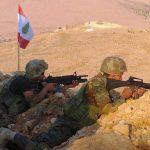 IS Gencatan Senjata dengan Syiah Hizbullah Lebanon di Perbatasan Suriah