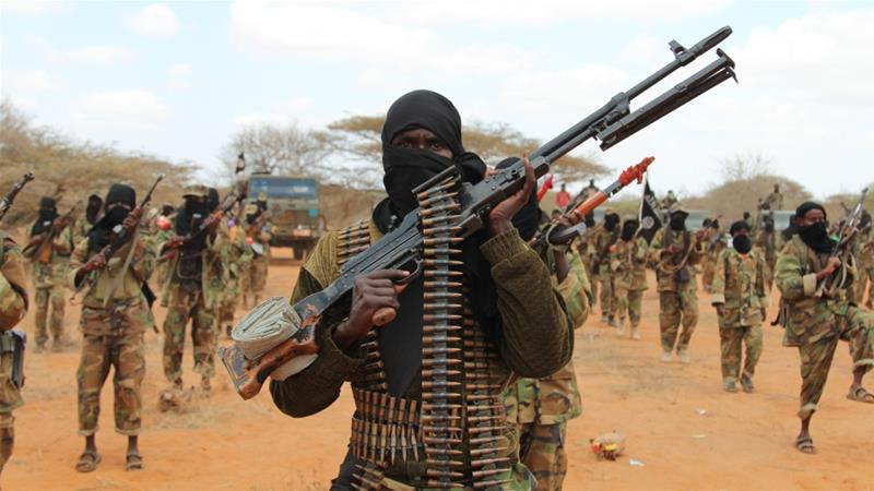 Al Shabaab Eksekusi Komandan Pro Islamic State