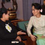 Ini Hasil Pertemuan Menlu Retno Marsudi Dengan Aung San Suu Kyi