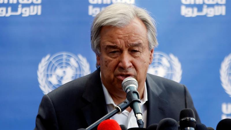 125.000 Warga Lintasi Perbatasan, Sekjen PBB: Hentikan Pembantaian Muslim Rohingya!