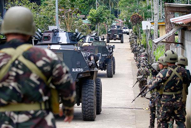 Siapkan Serangan Terakhir di Marawi, Militer Filipina Minta Bantuan Pejuang Islam Moro