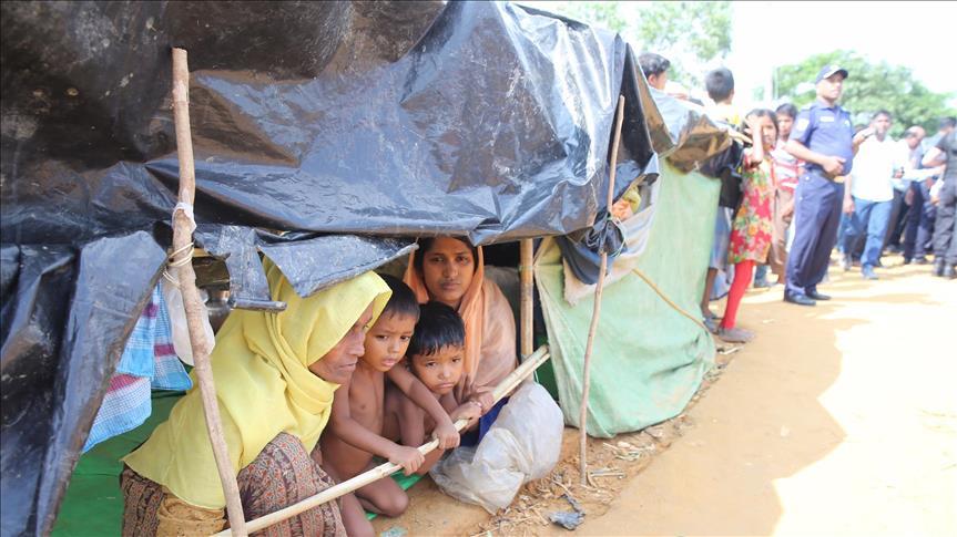 Inilah Laporan Para Pengungsi Rohingya yang Tiba di Bangladesh