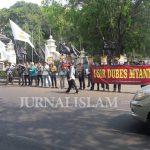 Mahasiswa Soloraya Desak Pemerintah Usir Dubes Myanmar dari Indonesia