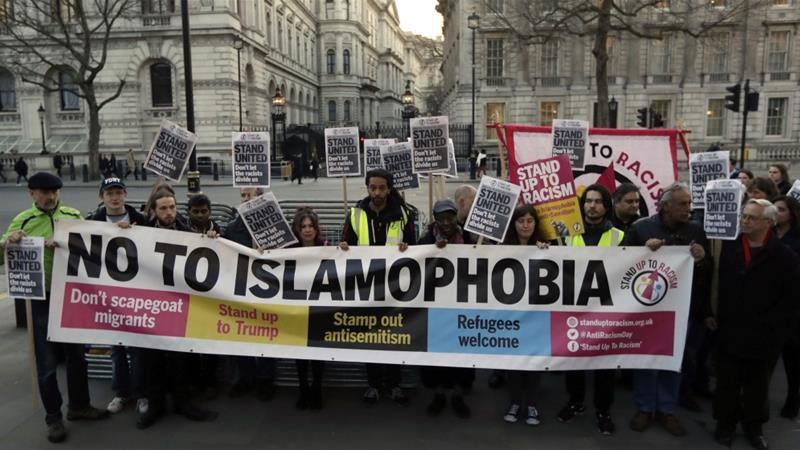 Kini Proyek Politik Eropa-AS Gambarkan Muslim Seperti Iblis