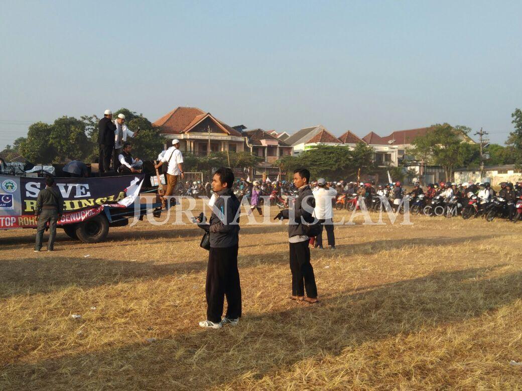MUI Surakarta Lepas Rombongan Peserta Aksi Solidaritas Rohingya