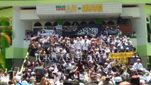 [PHOTO] Aksi Peduli Rohingya Masjid An-Nuur Magelang