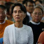 Hadiah Nobel Perdamaian Aung San Suu Kyi Terancam Dicopot
