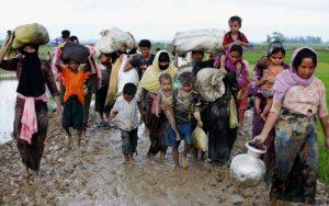 Ada 70 Ribu Ibu Hamil dan Menyusui Diantara Pengungsi Rohingya