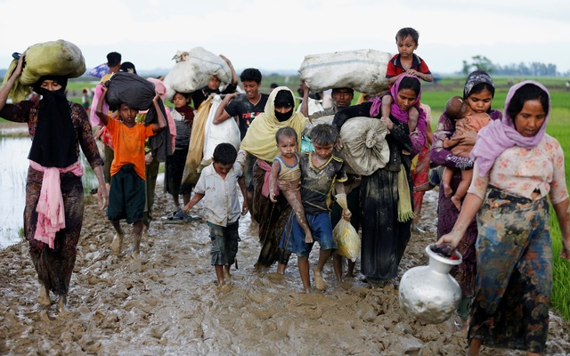 Bangladesh: Myanmar Bersedia Terima Kembali 500.000 Pengungsi Muslim Rohingya