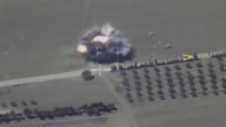 Jet Tempur AS dan Rusia Kerja Sama Gempur Warga Sipil Deir al Zour, 28 Tewas