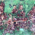 Amnesty: Militer dan Gerombolan Preman Budha Myanmar Jalankan Kebijakan Bumi Hangus (data satelit)
