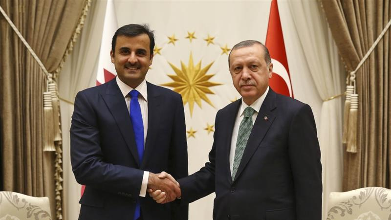 Bahas Krisis Teluk yang Masih Berlanjut, Pemimpin Qatar Kunjungi Turki