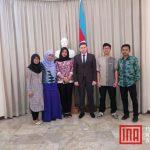Delegasi Indonesia Hadiri Forum Solidaritas Pemuda Islam di Azerbaijan