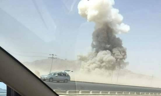 Serangan Bom Mobil Taliban Hantam Konvoi Pasukan NATO, 7 Tewas