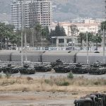 Turki Gelar 80 Kendaraan Tempur di Perbatasan Selatan dengan Suriah