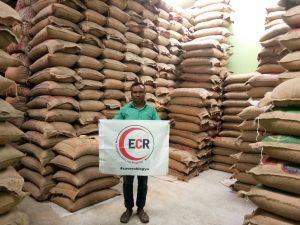 ECR Salurkan 44 Ton Beras kepada Pengungsi Rohingya
